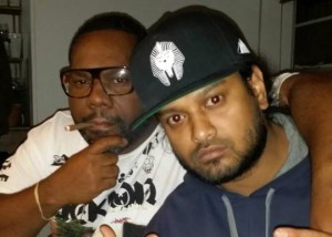 DJ RD and Raekwon