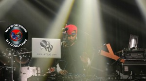 DJ RD Opening for Nas tour