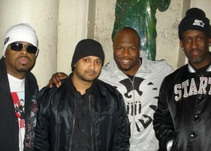 DJ RD and Boyz II Men