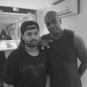 DJ RD & Dave Chappelle